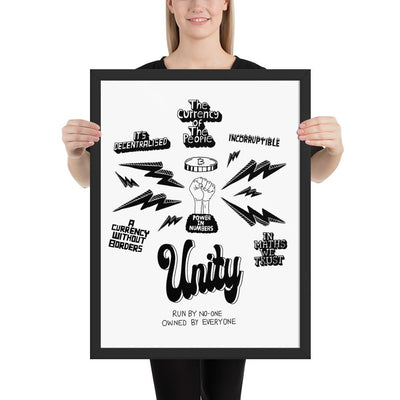 Unity - Limited Edition Print