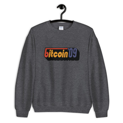 """The Genesis Block"" Bitcoin Womens Sweatshirt"