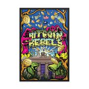 Bitcoin Rebels - Limited Edition Print