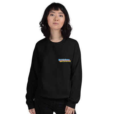 """The Radical B"" Womens Sweatshirt"