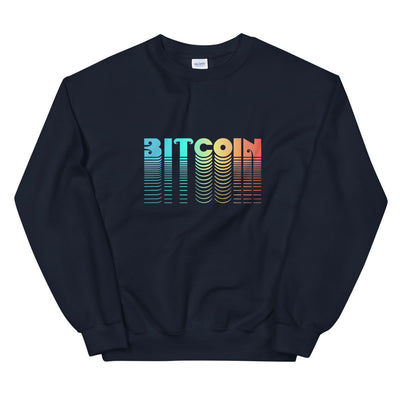 """The Superfly"" Bitcoin Womens Sweatshirt"