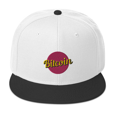 The Retro Bitcoin Hat