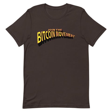 """Comic Bitcoin"" Womens T-Shirt"