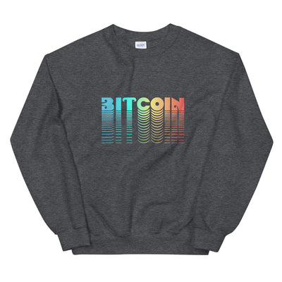 """The Superfly"" Bitcoin Mens Sweatshirt"