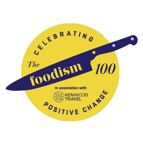 We are a Foodism 100!