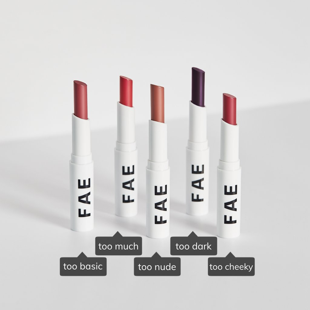 Brash + Buildable Matte Bundle
