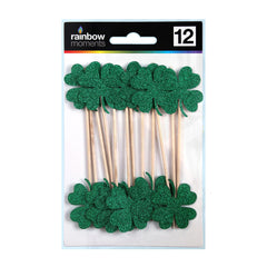 Party Picks – Lucky Four-Leaf Clovers
