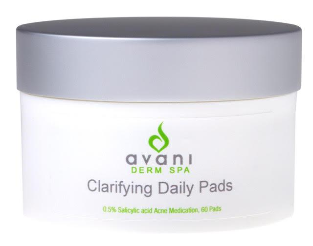 Clarifying Daily Pads