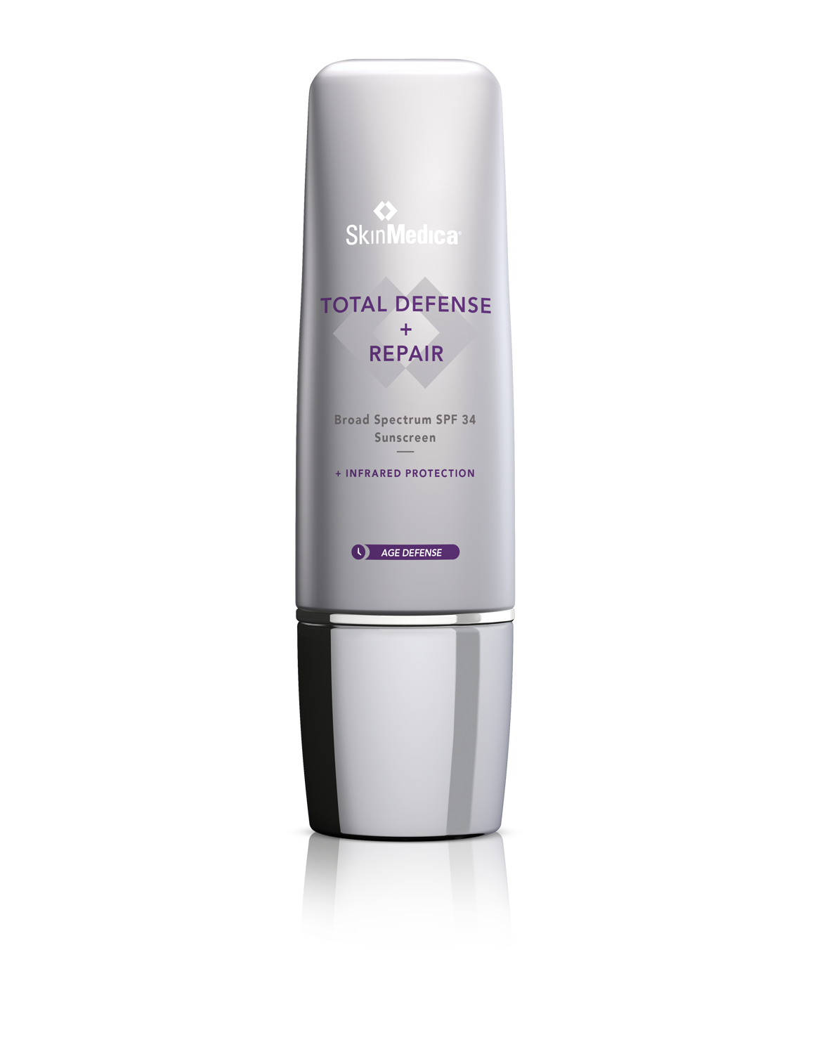 TOTAL DEFENSE + REPAIR Broad Spectrum Sunscreen SPF 34 For daily use - Nayak Plastic Surgery