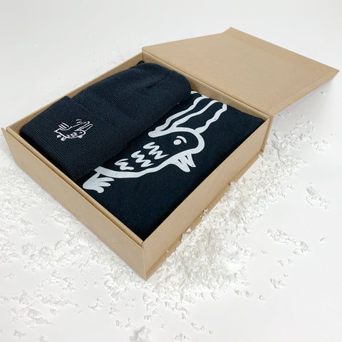 The Womenswear Stressybird & Beanie Box