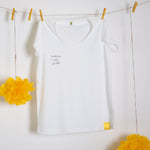 Teeny Tiny T-Shirt (women's)