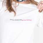 Christmas Socially Distant L/S T-Shirt