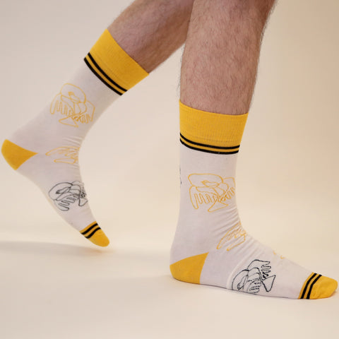 Gorillabird Socks (unisex)
