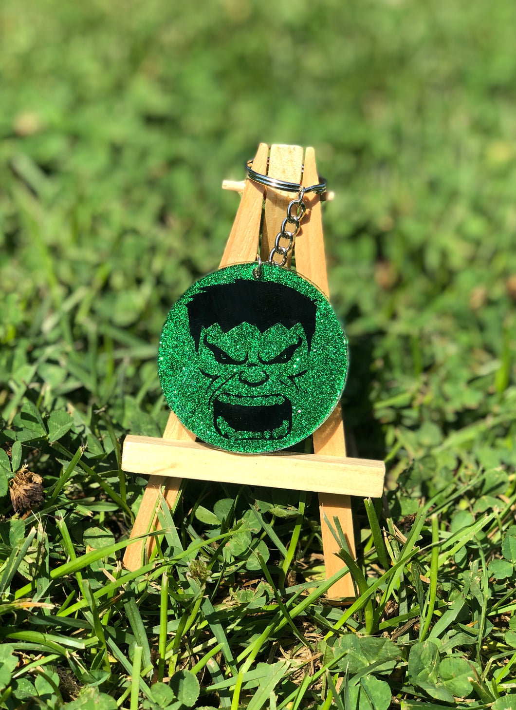 Hulk Key Chain