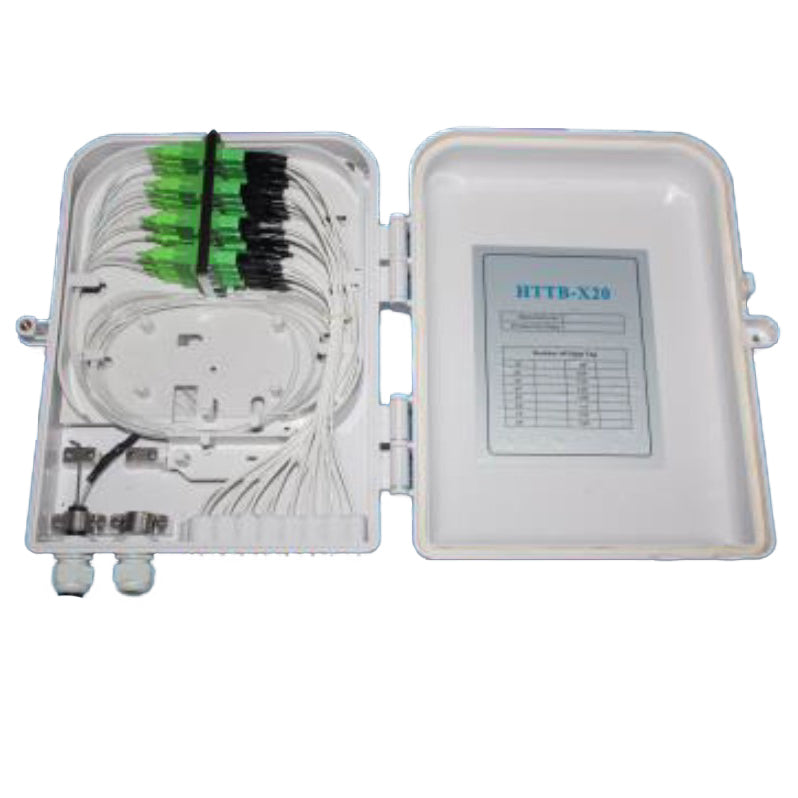 8F / 12F / 16F Fibre Aerial Distribution Point Unit