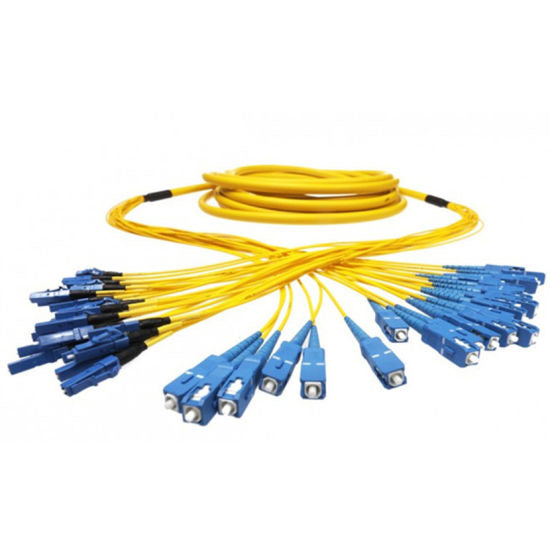 Central Office, FTTA, Cable, Breakout, Fibre