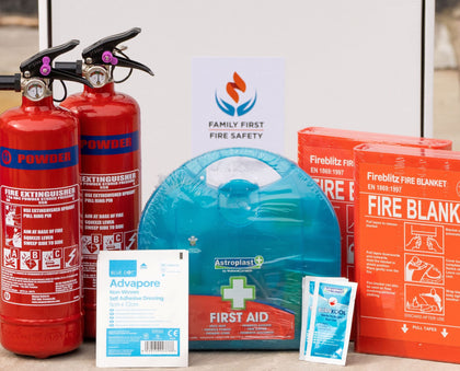 Home Fire Safety Packs
