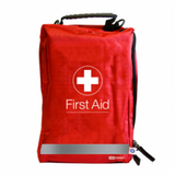 Blue Dot Eclipse 500 Series Compact Sports First Aid Kit with Freeze Spray | Crest Medical