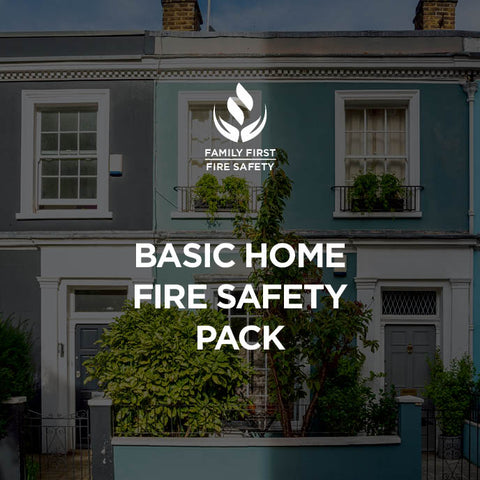 Essential Home Pack | Fire Blanket | 1kg Fire Extinguisher