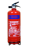 2kg ABC Dry Powder Fire Extinguisher | Moyne Roberts | 3 Year Warranty