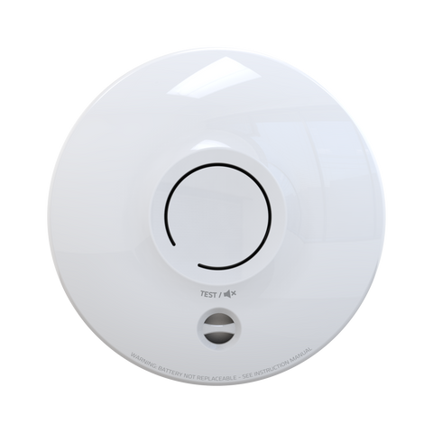 FireAngel Thermoptek Multi Sensor Mains Powered Smoke Alarm | Smart RF Ready | SM-SN-1