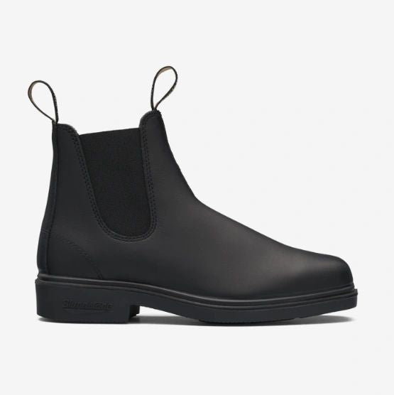063 Black Dress Boot Blundstone