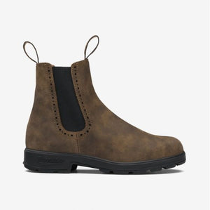 1351 Brown High Top Blundstone