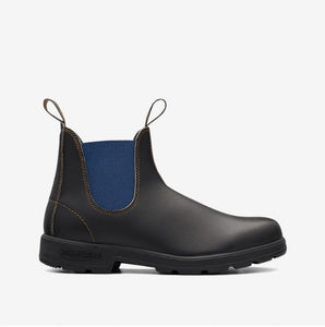 578 Mens Stout Brown/Blue Blundstone