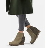Joan of Arctic Wedge II Zip Sage