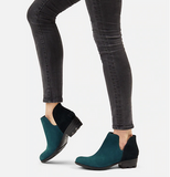 Lolla II Cut Out Bootie Dark Seas