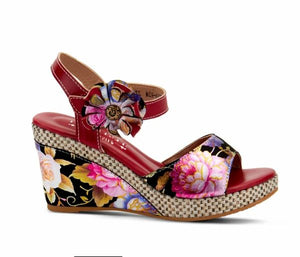 Roseia Wedge FINAL SALE