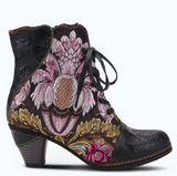 Siren Embroidered Bootie