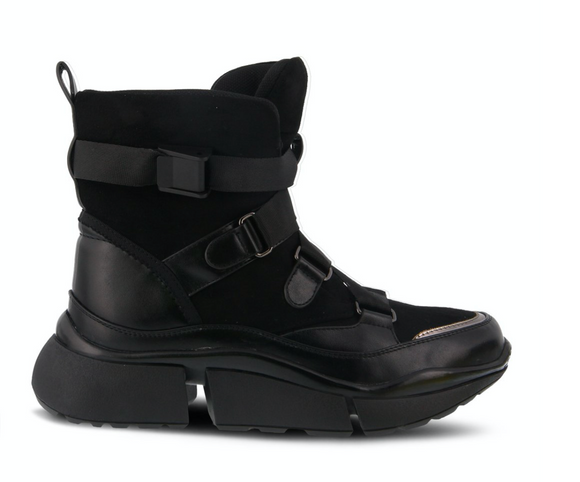 Kenny Black Boot