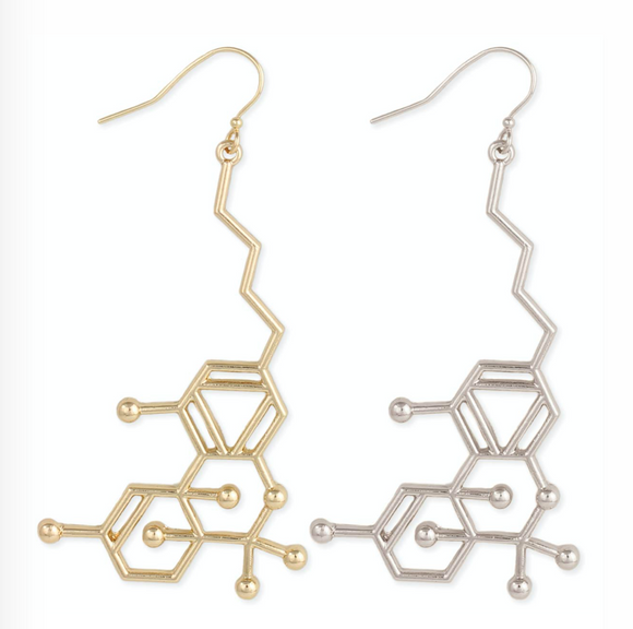 THC Earrings