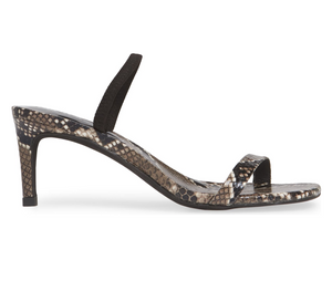 Hera-Hi Snake Heel FINAL SALE