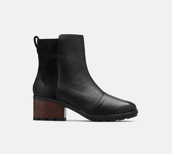 Sorel Cate Bootie Black FINAL SALE