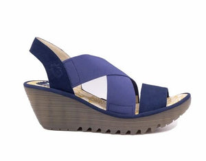 Yaji Wedge FINAL SALE