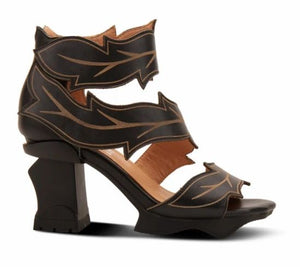 Zirky Leaf Heel FINAL SALE