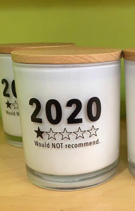 2020 Would NOT Recommend Soy Candle