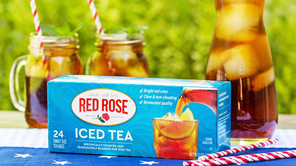 Fresh Brewed Iced Tea Recipe