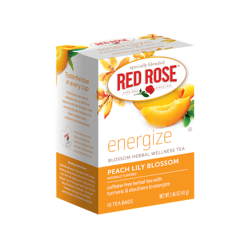 energize Peach Lily Blossom