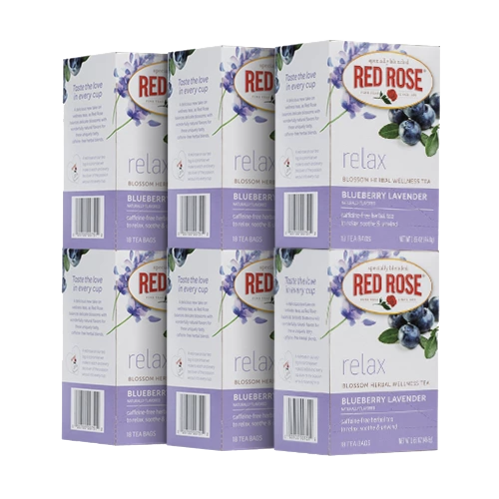 relax Blueberry Lavender 18ct