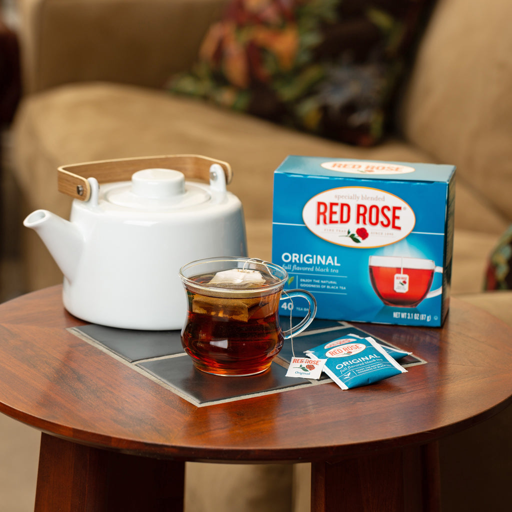 Red Rose Original Black Tea 40ct