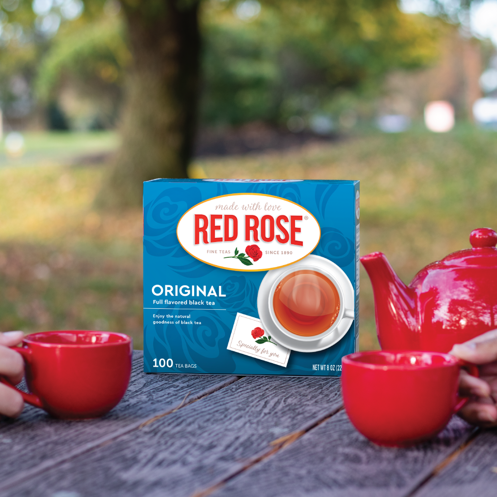 Red Rose Original Black Tea 100ct - Non-Envelope