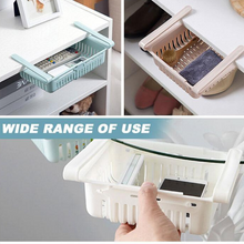 Load image into Gallery viewer, Fridge Organizer™ - Adjustable Storage Rack For Refrigerator Pack of 4