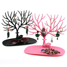 Load image into Gallery viewer, Deer Head Shape Tree Jewellery Organizer Stand™