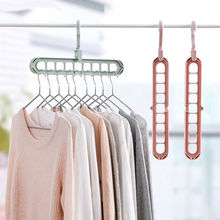 Load image into Gallery viewer, Smart Space Saver Hanger (4 pcs)