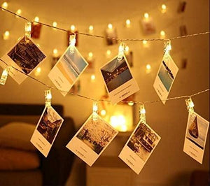 Photo Clip LED String Lights™