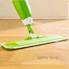 Load image into Gallery viewer, Amazing 360 Degree Healthy Spray Mop™ - With Removable Washable Cleaning Pad