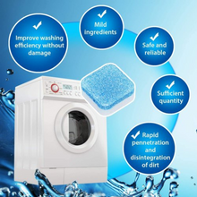Load image into Gallery viewer, Wash Deep Cleaning Tablet™ - For Washing Machine